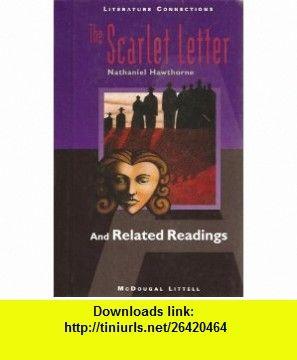 Pdf scarlet letter book