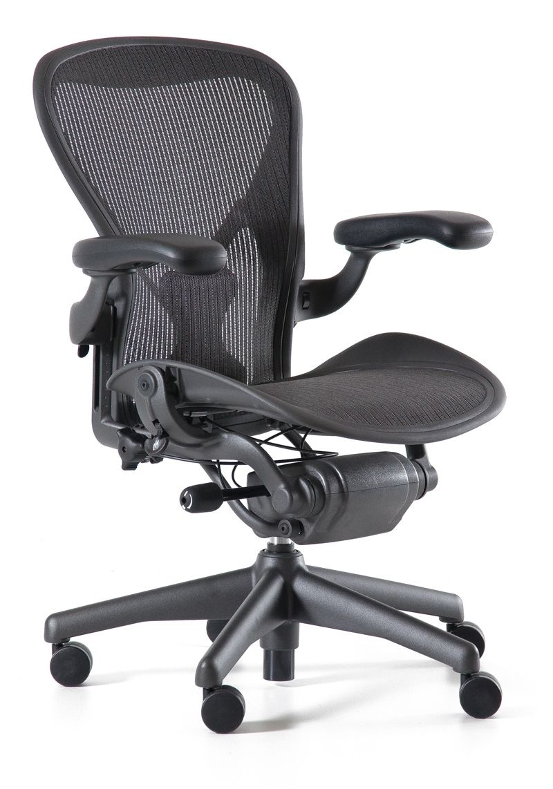 Herman Miller Aeron Chair Our Current Office Chairs Adding To The Collection Would Be Cost Effect Best Office Chair Office Chair Best Ergonomic Office Chair