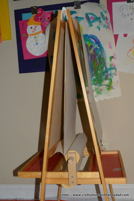Two In One Indoor And Outdoor Easel Ikea Hack For The Home In 2019