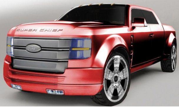 ford f 250 super chief concept Buscar con Google