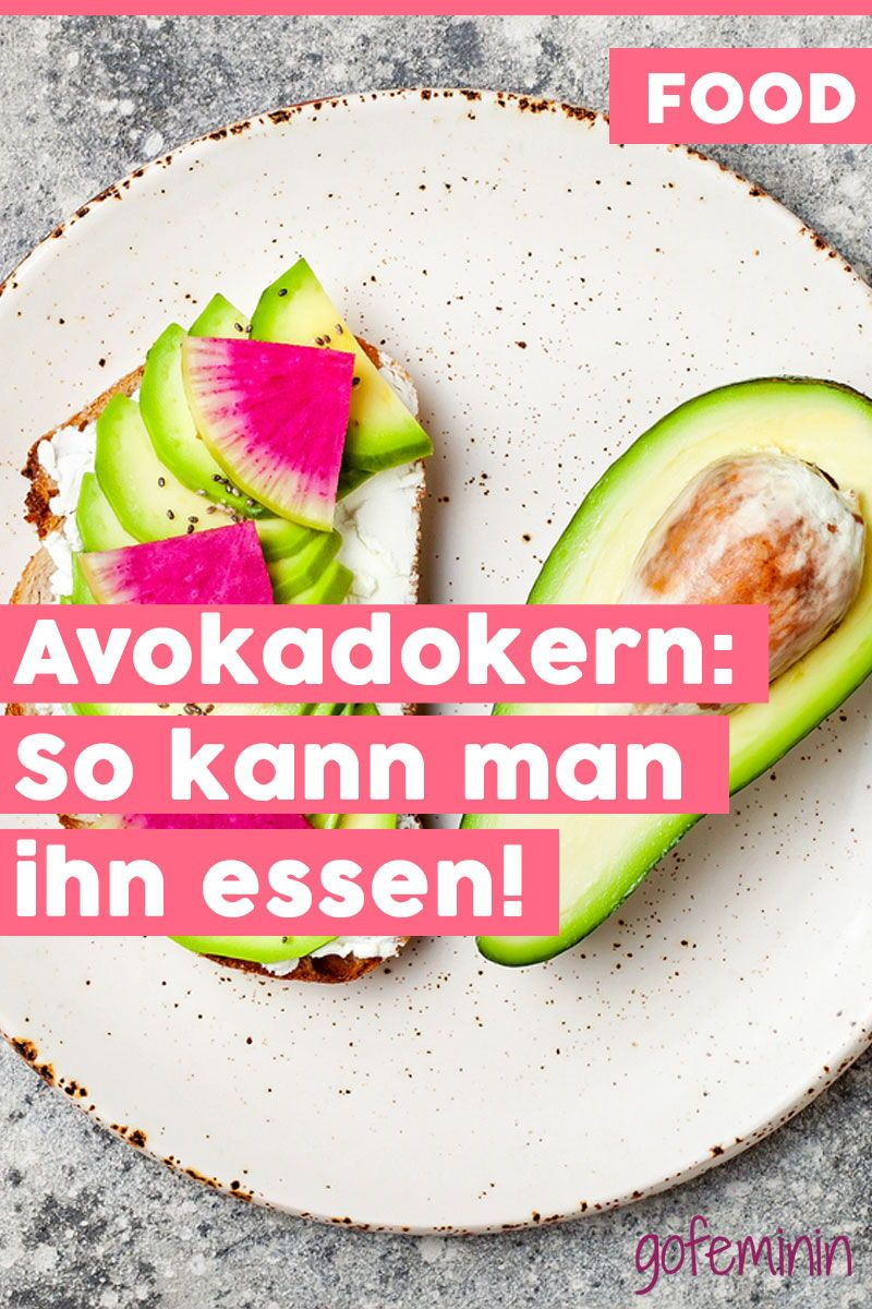 Avocadokern essen: Gesundes Superfood oder sogar giftig?