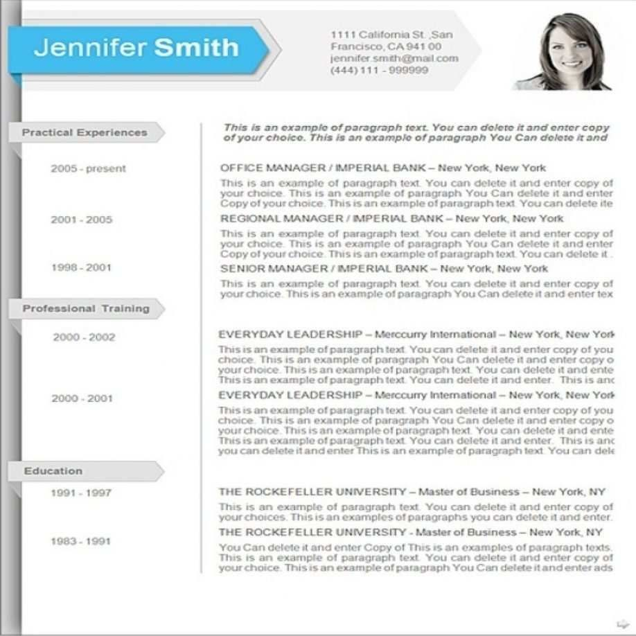 Resume Template Letter Microsoft Word 2007 Cover Format