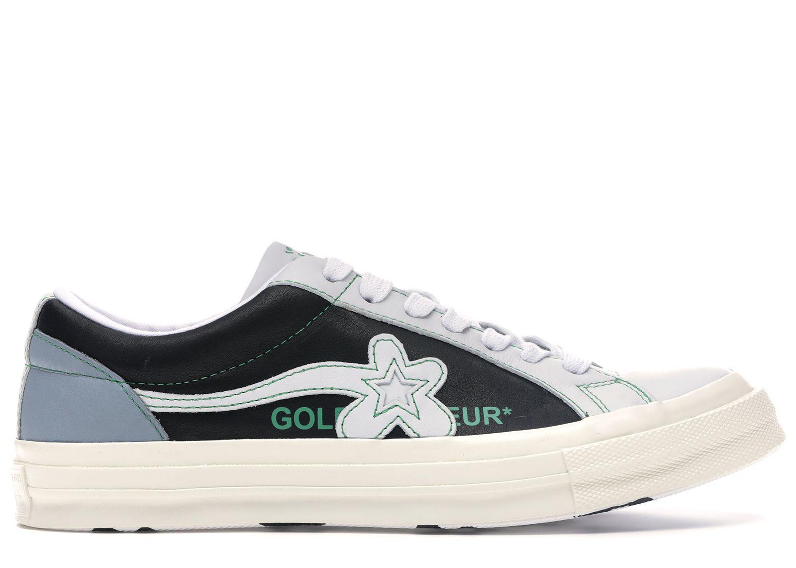 Converse X Golf Le Fleur Ox Sneaker In