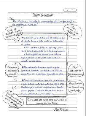 Tecnicas redação dissertativa