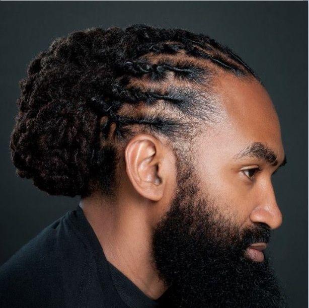 Loc Hairstyles For Men Glen Ettienne Of Delux Hair Gallery  Loc Inspiration  Pinterest