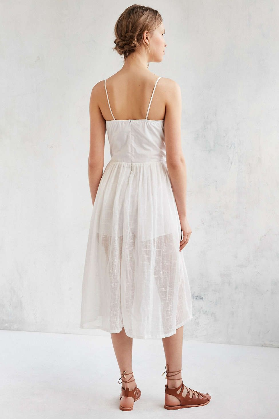 Objects Without Meaning For UO Mesh Midi Dress