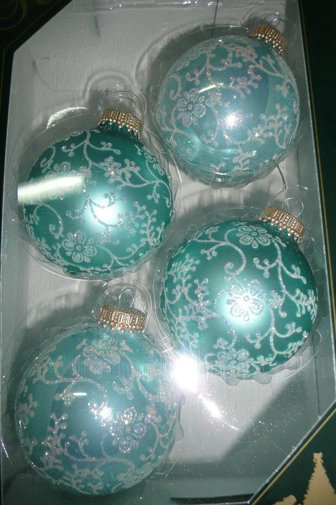 Christbaumkugeln Weihnachtskugeln Christbaumschmuck Glas Lauscha