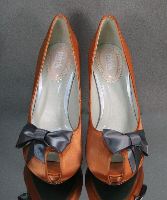 Shoes For Outdoor Fall Wedding