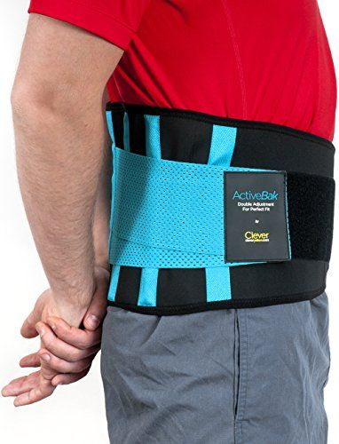 ActiveBak Lower Back Brace For All Sports | Medical-Grade | Provides Lumbar Support For Proper Form, Injury Prevention & Dramatic Pain Relief | Slims & Trims Waistline | For Active Men & Women (Large) Clever Yellow http://www.amazon.co.uk/dp/B00YSS53EI/ref=cm_sw_r_pi_dp_WmIXvb140T2JM