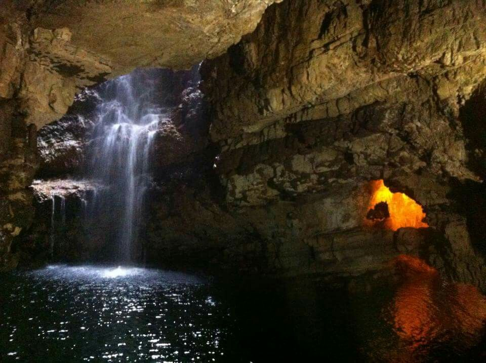 Smoo Cave, Durness