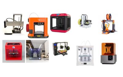 Покупка 3Д принтера руководство 2017 Принтер