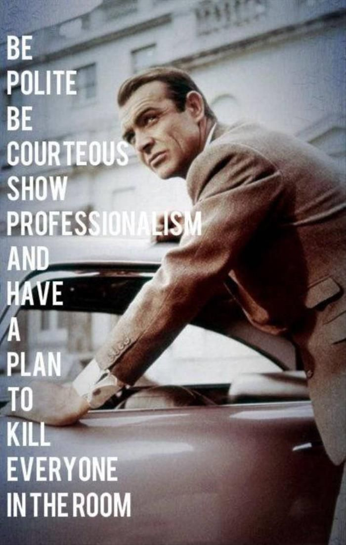 James Bond Quotes Quotes Of The Day  14 Pics  Motivation  Pinterest  James Bond