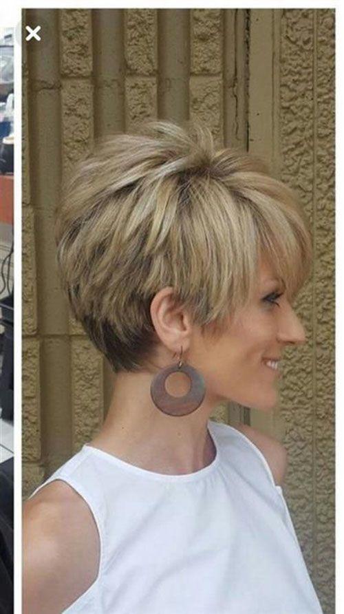 35+ Schöne Pixie Frisuren für Frauen #longpixiehaircuts