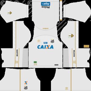 2bf8cf146a8 Santos FC 2018-19 Dream League Soccer Kits URL 512x512