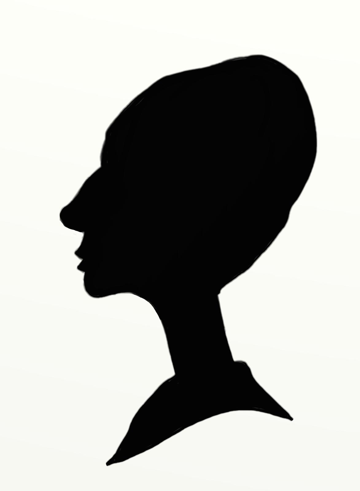 Resultado de imagen de barbra streisand silhouette