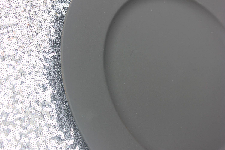 Set of 6 CHALKBOARD CHARGER Plates Chargers Tableware Plate Bride Groom Rustic Vintage Glam Wedding Holiday Place Settings Dinnerware Diy & Set of 6 CHALKBOARD CHARGER Plates Chargers Tableware Plate Bride ...