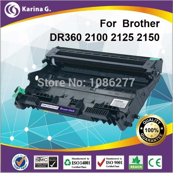 (36.59$)  Buy here  - 100% Compatible Drum Unit DR-360 for brother hl-2140 hl-2170w mfc-7440n mfc-7840w mfc-7340 mfc-7345n dcp-7030 dcp-7040
