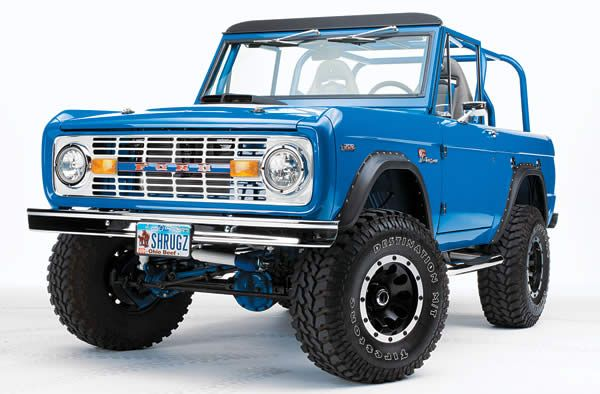 1969 Ford Bronco | Old School SUV\'s | Pinterest | Ford bronco, Ford ...