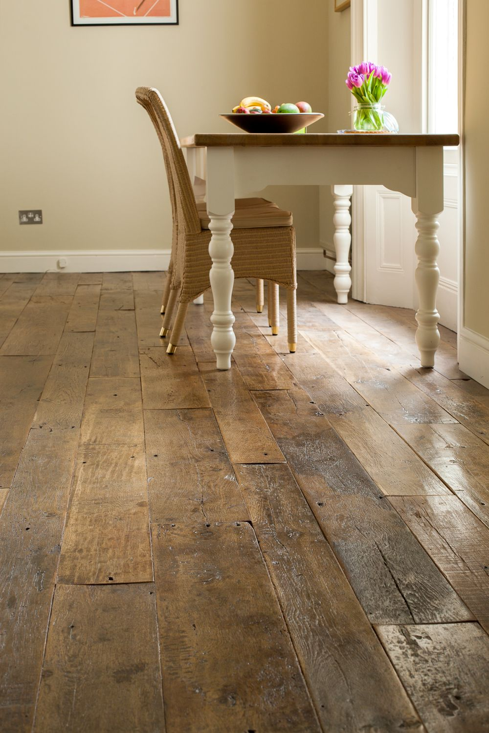 Following The Latest Trends Of Wood Flooring This Project Is A - What is the latest trend in flooring