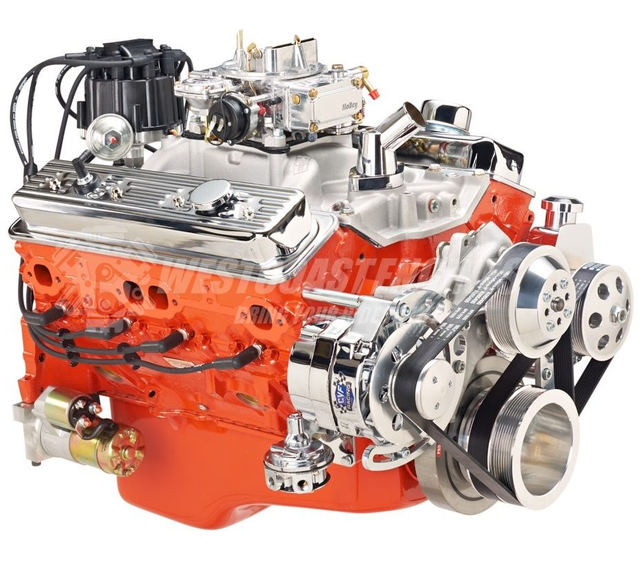 383 Stroker 400 Hp The Wise Guy West Coast Engines Engines For Sale Chevy Engineering