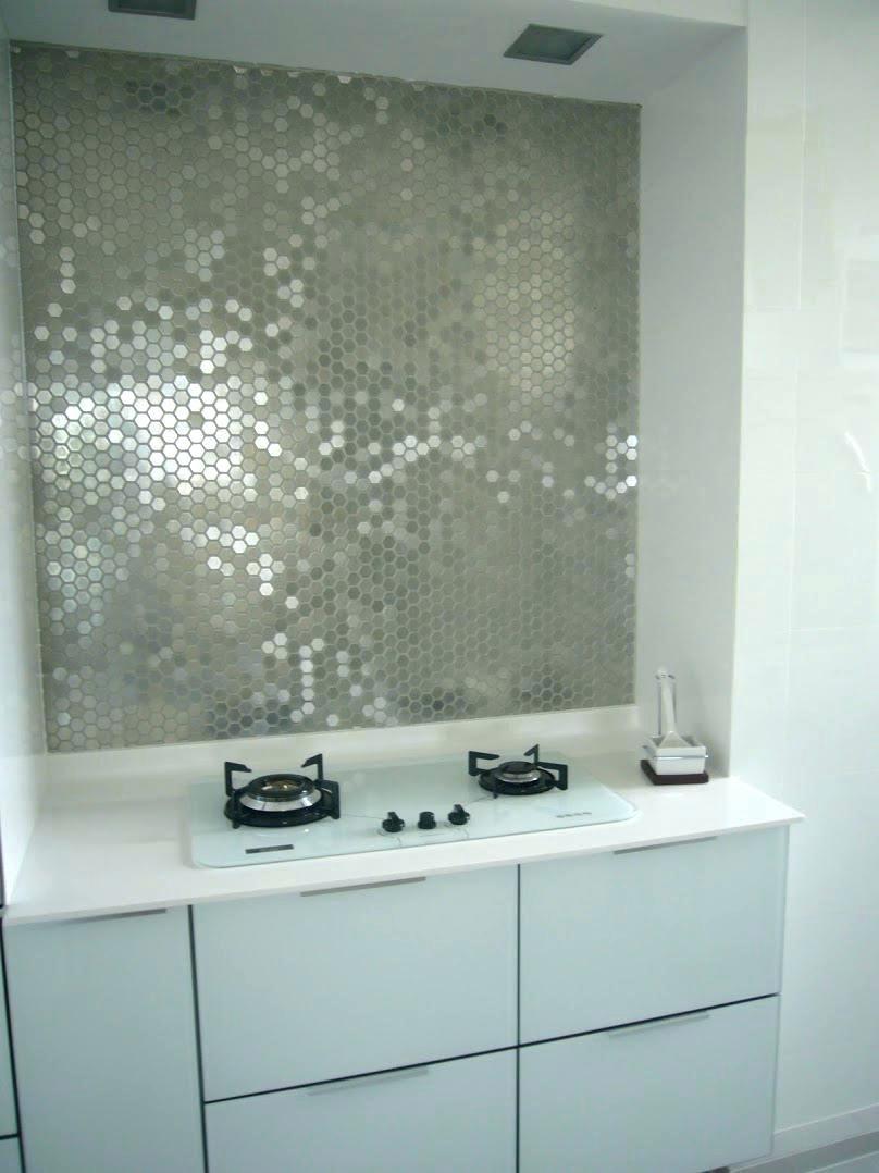 Backsplash Mirrored Backsplash Tile Mirror Mosaic Full Size Of