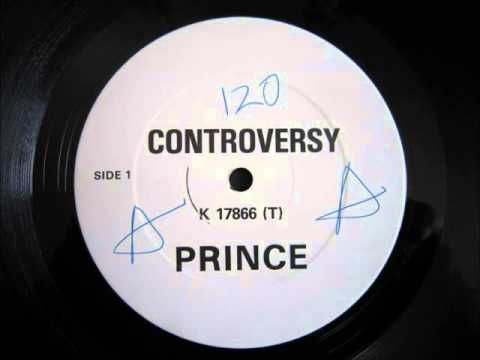 Prince - Controversy Oct 1981