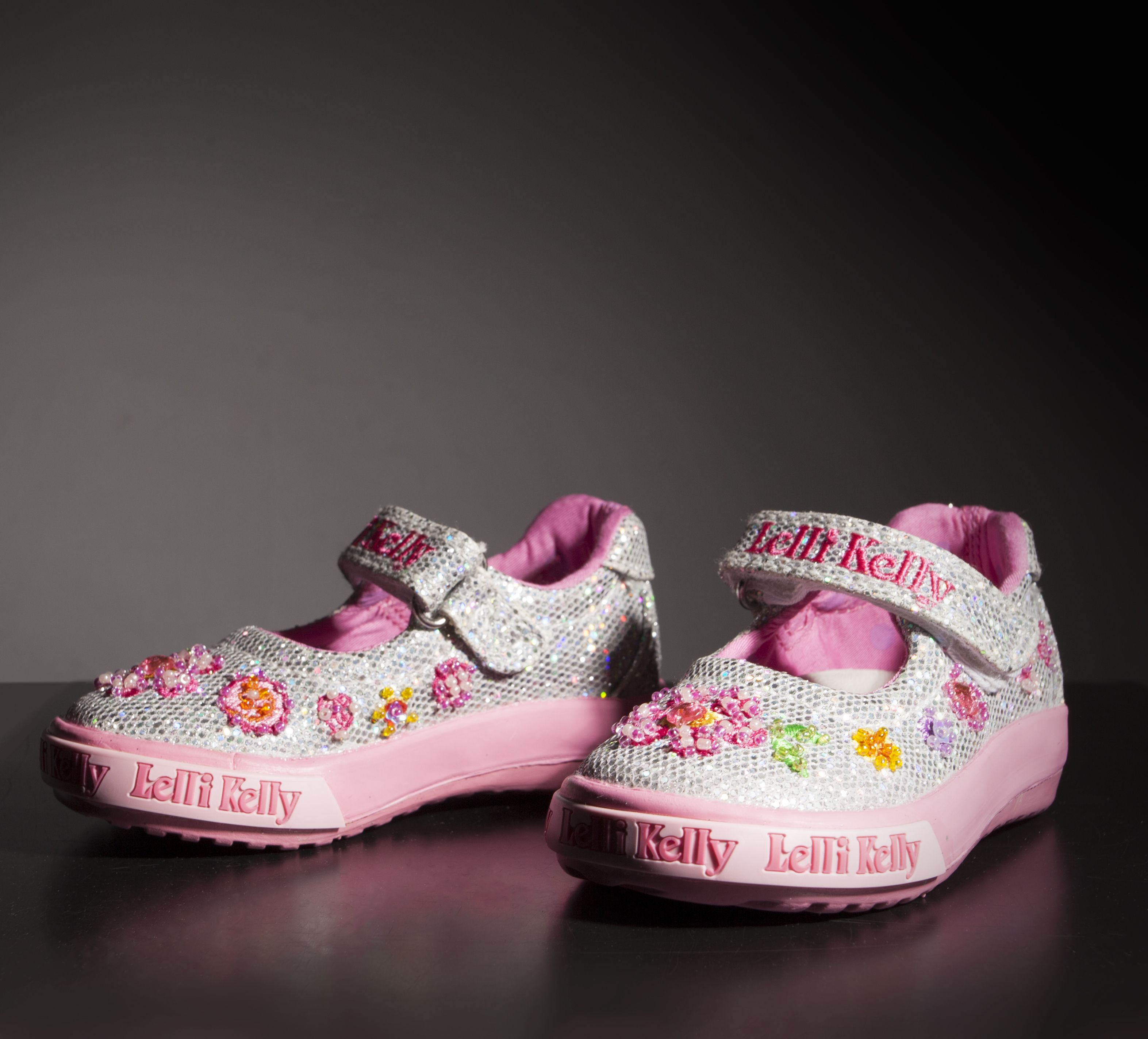 4171f8616ca47 Lelli Kelly Florence Glitter Dolly shoes | Baby & Child | Shoes ...