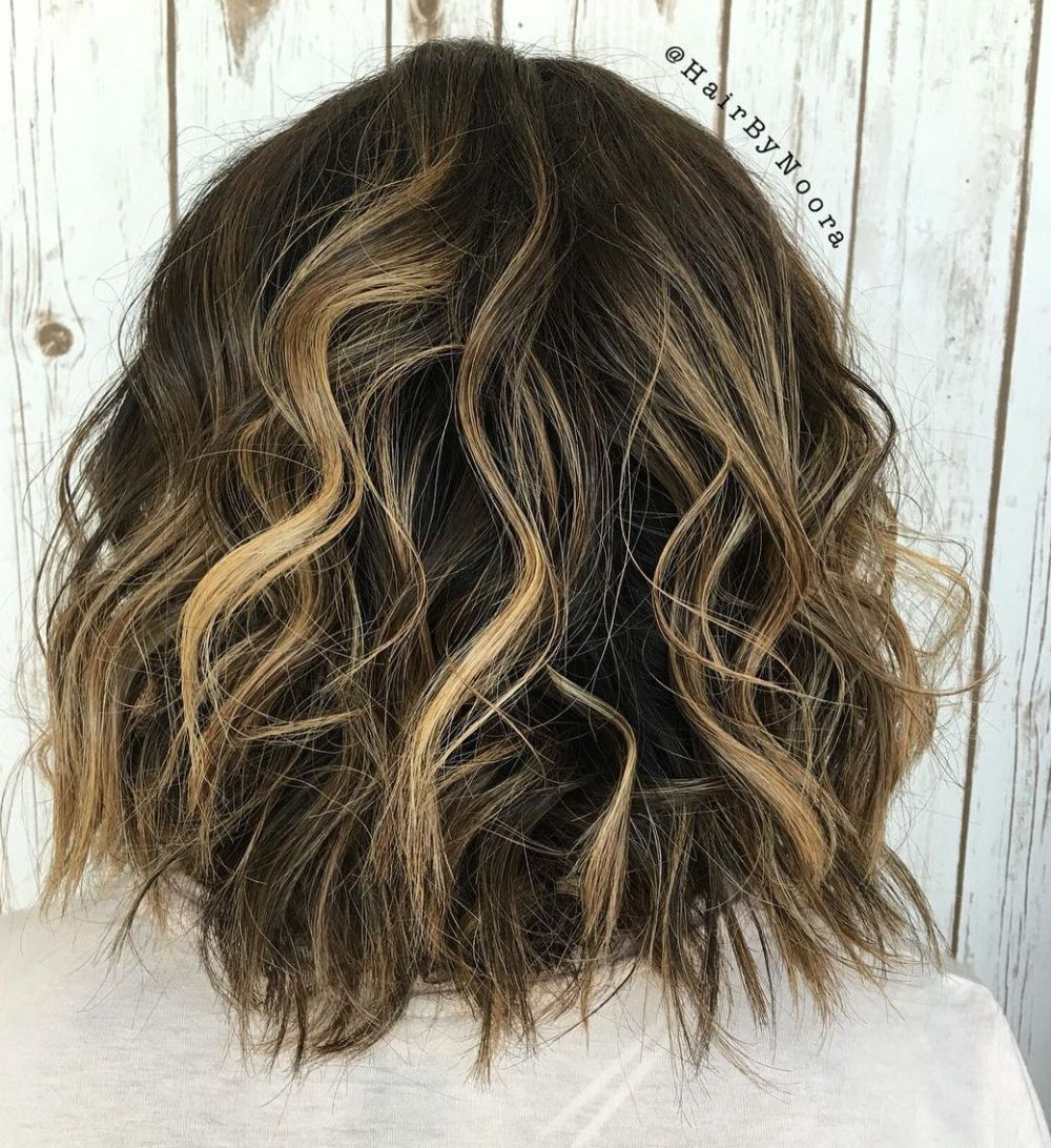 50 Best Haircuts For Thick Hair In 2020 Hair Adviser In 2020 Thick Hair Styles Haircut For Thick Hair Messy Bob Hairstyles