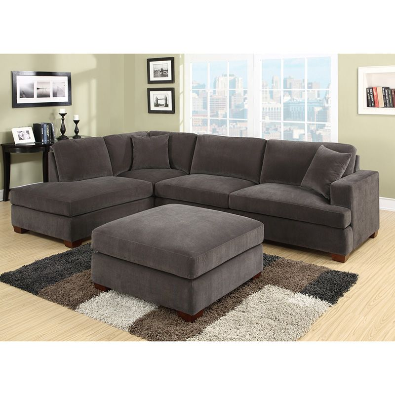 bianca sectional sofa costco restoration hardware cambridge reviews emerald home   baci living room