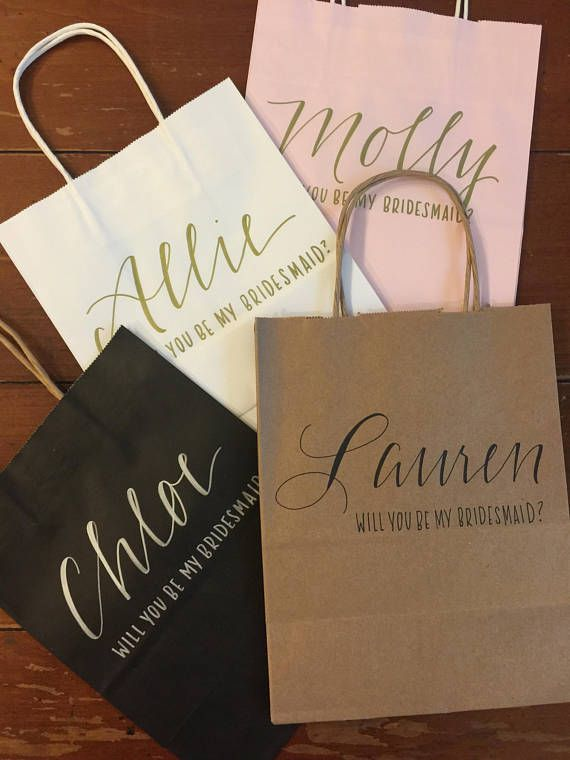 This Item Is Unavailable Etsy Bridesmaid Gift Bags Will You Be My Bridesmaid Gifts Bridesmaid Bags
