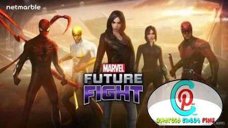 MARVEL Future Fight [apk updated v 2.7.0] Mod [x5 Attack & Defense/No ...