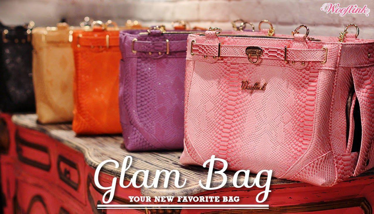 GLAM BAG ♥ YOUR NEW FAVORITE BAG Bags