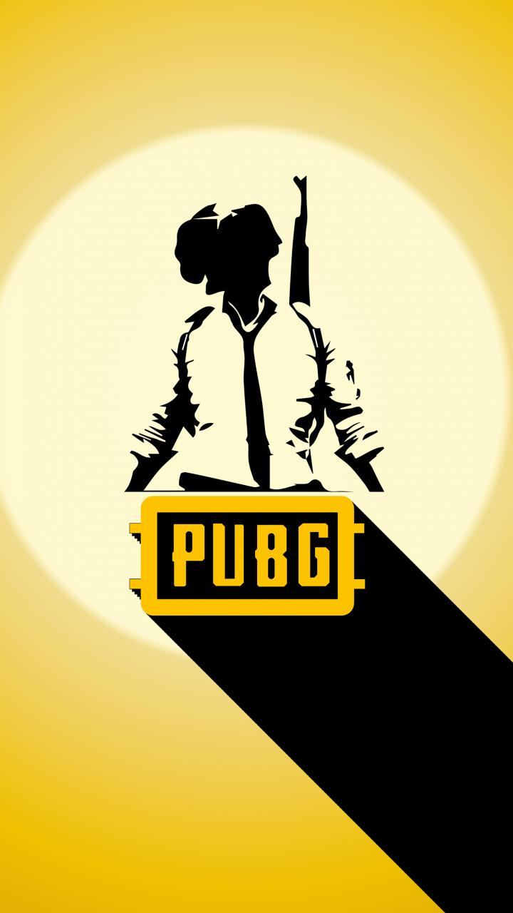 Yellow Gaming Background 4k