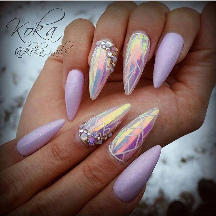 Pin by Lela Gumashvili on Nails | Pinterest | Summer nail art, Hair ...