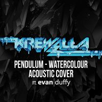 Pendulum Watercolour Krewella Ft Evan Duffy Acoustic Cover By