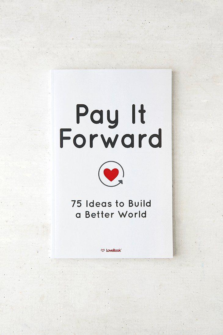 Gift it forward christmas ideas