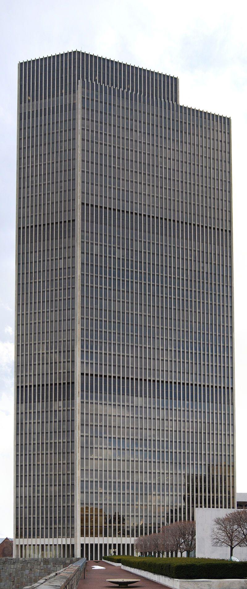 CorningTowerPanorama - Empire State Plaza - Wikipedia