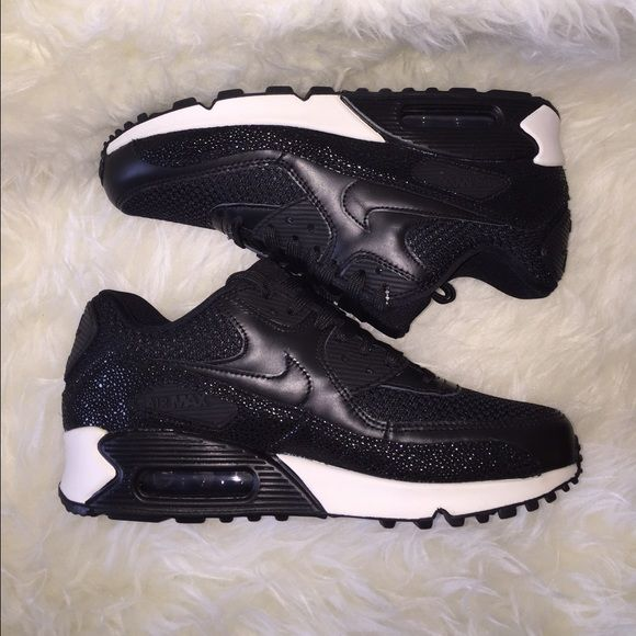 wholesale dealer 91636 1803f AIR MAX 90 BLACK STINGRAY SNEAKERS NO TRADES USE OFFER ...