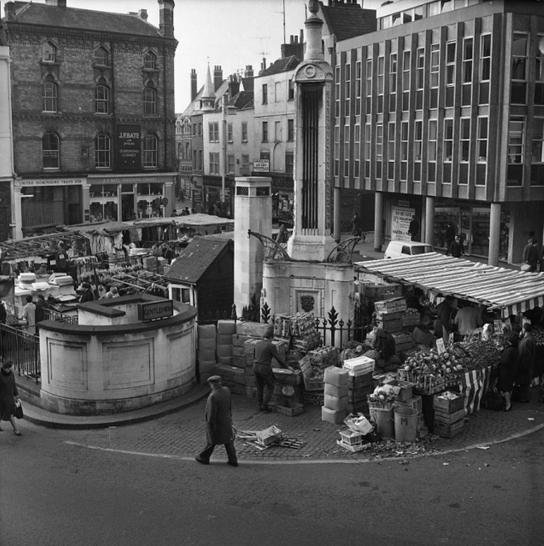 The Butter Market. 1967