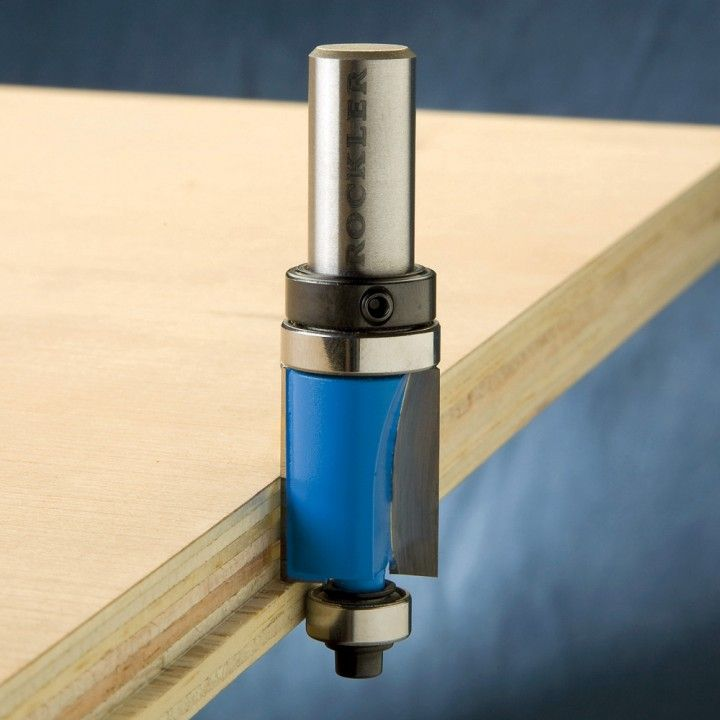 Rockler Small Trim For 1 Thick Doors Router Bit 3 4 Dia X 1 H X 1 2 Shank Router Accessories Tools