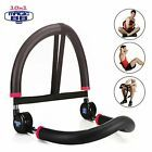 Exercise Abdominal Equipment Machine Full Range Motion ABS Core Workouts Fitness #Fitness