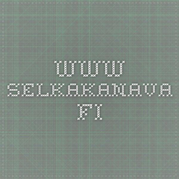www.selkakanava.fi