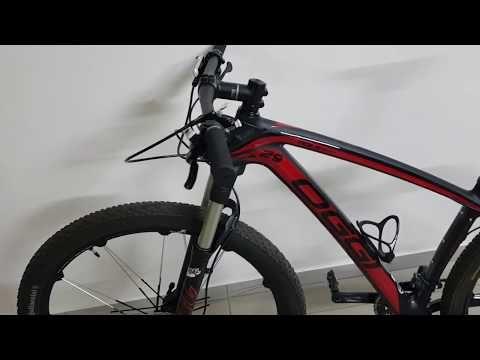 174e63c27 Conheça a bike OGGI Sport Carbon 2018 - YouTube