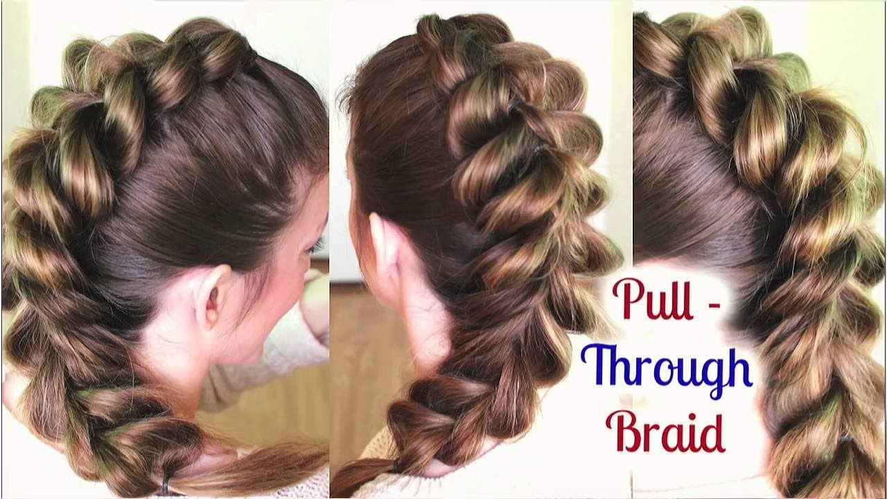 HD wallpapers cute hairstyle tutorials for school