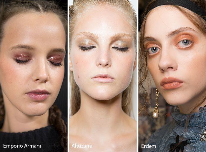 Spring/ Summer 2017 Makeup Trends | Makeup | Summer makeup ...