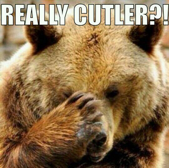 Really Cutler?