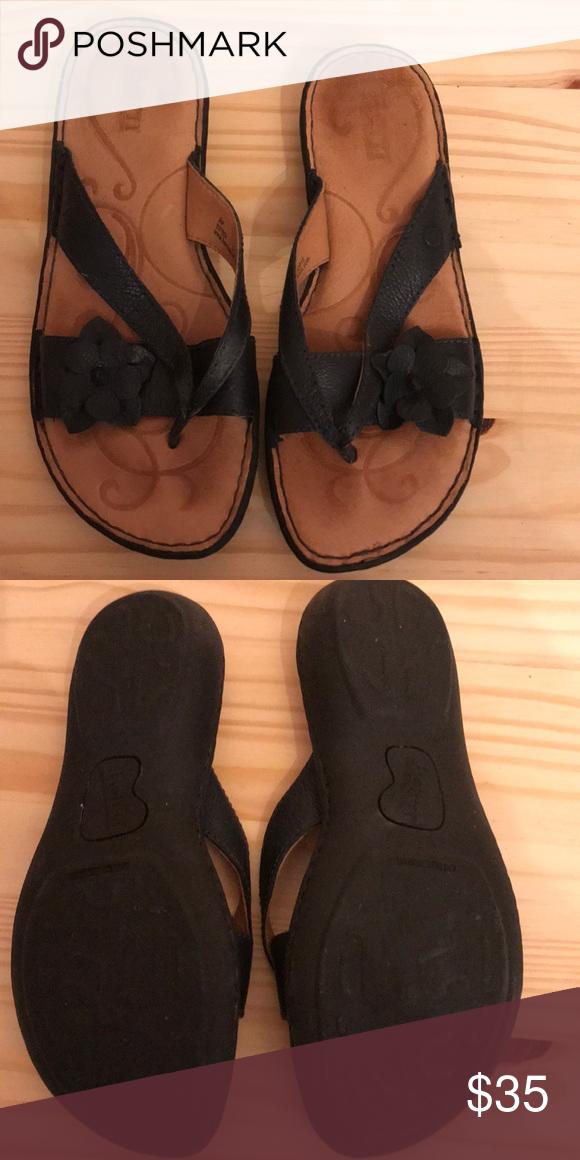 fd1304f21810 Born leather sandals Born leather sandals size 9m