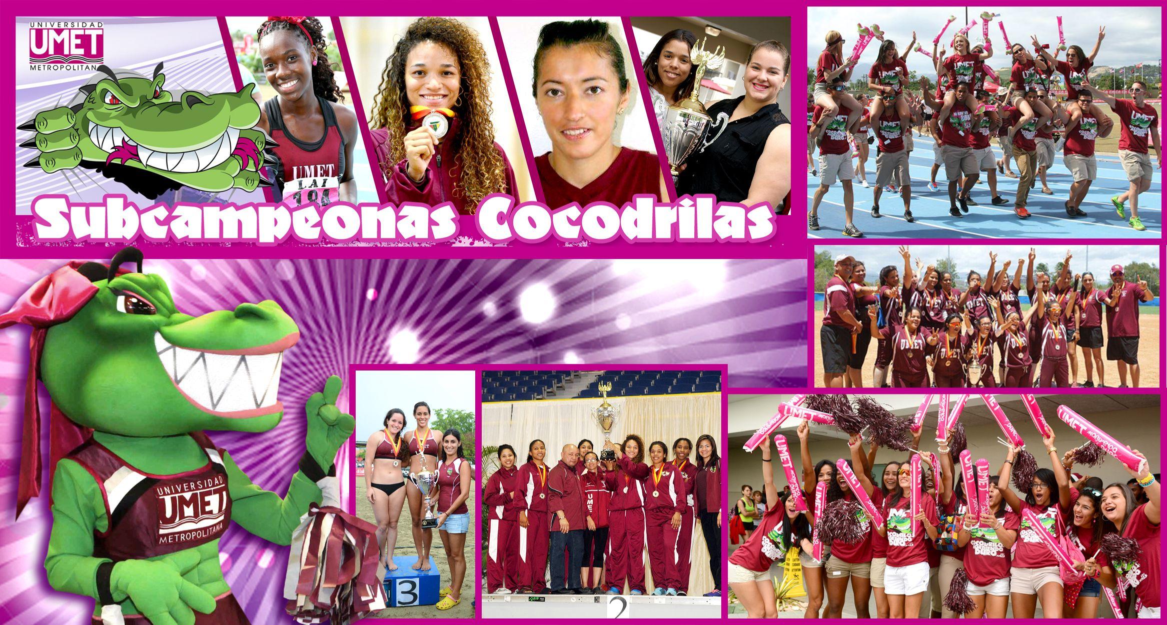 Cocodrilas Subcampeonas de las Justas LAI 2014