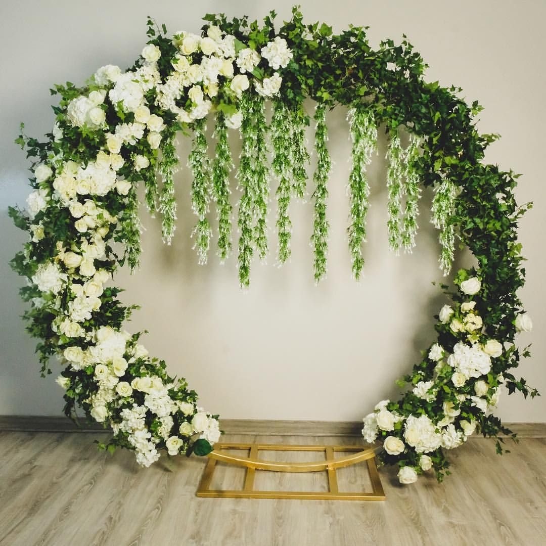 Wedding Altar Selfie: Make Your Ceremonies Exquisitely Decorated With Our Dreamy