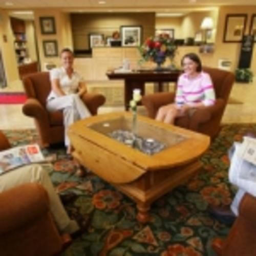 #Hampton inn suites state colle a State college (pa)  ad Euro 105.50 in #Accomodation #State college pa